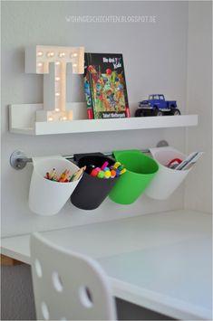 Décorer la chambre des enfants de manière créative! 20 idées inspirantes..