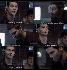 criminal minds* teen wolf edit