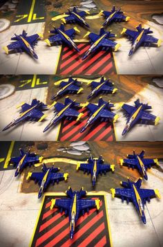 Tanks and Military Vehicles 171138: Micro Machines Military, Micro Machines Lot, Micro Machines Blue Angels Set -> BUY IT NOW ONLY: $59.99 on eBay!