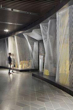 Gallery of Yellow Earth / TANDEM design studio - 10
