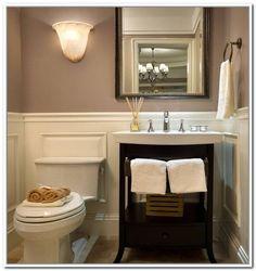 15 Clever Pedestal Sink Storage Design Ideas