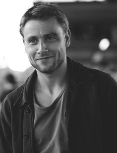 max riemelt. Those dimples!!