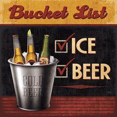 Bucket List (Mollie B)
