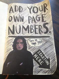 Snape (^_^)