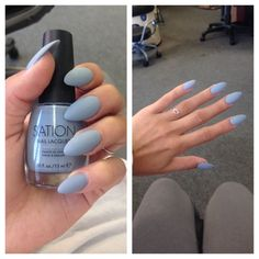 Matte Acrylics  Cute Color Pinterest: sashaslays
