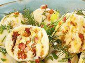 Knedlíky s uzeným masem Potato Salad, Tacos, Potatoes, Pasta, Bread, Ethnic Recipes, Potato, Breads, Baking