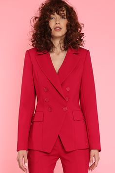 #furelle #furellefashion #furellestyle #style #fashion #designer #fashiondesigner #takaja #beyourself #woman #womanfashion #fashionity #womanity #womanhood #takaja #womandress #springsummer #2017 #colors #lovetocolor #feminine #woman #withlovetocolors #fuschia #suit 2017 Colors, Colours, Elle Fashion, Womens Fashion, Feminine, Spring Summer, Blazer, Suits, Woman