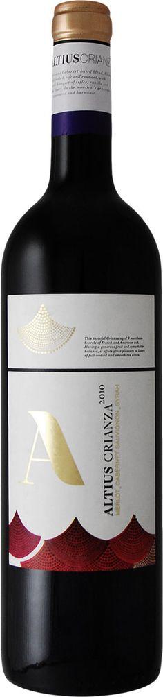 Altius Crianza 2010 wine / vinho / vino mxm #vinosmaximum