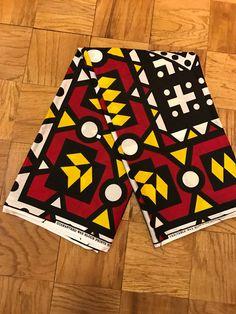 Samacaca Angola Fabric/Samakaka Fabric/African by DigginHerRoots