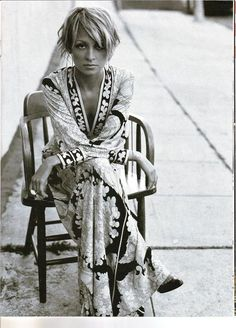 Nicole Richie - bohemian style icon. #bohemian ☮k☮ #boho