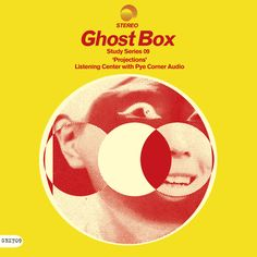 Listening Center, Pye Corner Audio - Study Series Projections available to purchase from Ghost Box Cd Cover, Album Covers, Ghost Box, Circle Game, Album Cover Design, Music Artwork, Artwork Design, Graphic Design Typography, Graphic Design Inspiration