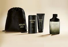 Presente Natura Kaiak Urbe - Desodorante Colônia + Desodorante Spray + Balm Após Barba + Bolsa Esportiva + Embalagem - Pesquisa Google