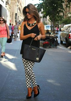 How to Chic: FASHION BLOGGER STYLE - OH MY LOOK