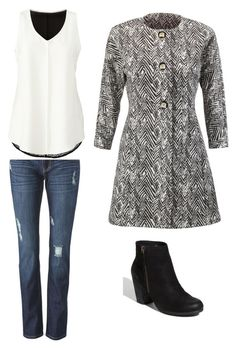"""cabi Fall 15 show outfit...for now "" by kirsten-dolan on Polyvore"