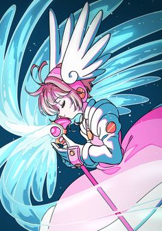 e-shuushuu kawaii and moe anime image board Kero Sakura, Cardcaptor Sakura, Sakura Card Captors, Rainbow Loom Bands, Xxxholic, Kawaii Chibi, Cute Patterns Wallpaper, Manga Pictures, Magical Girl
