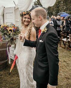Boho Wedding Dress, Wedding Bouquets, Wedding Dresses, Outdoor Ceremony, Wedding Ceremony, Newlyweds, Atlanta, Wedding Photos, Dream Wedding