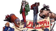 The Many Bizarre Lives of DC Comics' Doom Patrol'The World's Strangest Heroes'