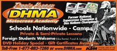 DHMA Donnie Hansen Motocross Academy Colorado Springs, CO (719) 495-2624 http://www.dhma.com/