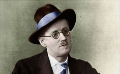 'Ireland sober is Ireland stiff.' JAMES JOYCE, born James Augustine Aloysius Joyce (1882-1941) in Dublin, was one of the most influential writers of the 20th century and is best known for Ulysses (1922).   Picture: Lebrecht/Alamy James Joyce, Finnegans Wake, Thunder And Lightning, Story Writer, Writers And Poets, Ernest Hemingway, Carl Jung, Scott Fitzgerald, Journaling