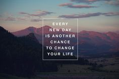 Chance to change your life..