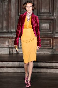 L'Wren Scott Fall 2012 Ready-to-Wear Collection - Vogue