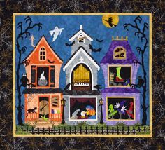 The Witchy Ladies quilt patterns | Sweet Season Quilts