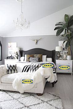 My 10 favorite Ikea decorating tips - Cuckoo4Design