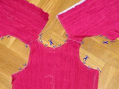 ROBE QUI TOURNE SANS MANCHE - TUTO COUTURE - 2 A 5 ANS - Ma vie en mieux African Fashion, Chiffon, Claire, Tutorial Sewing, Petite Fille, Silk Fabric, Sheer Chiffon, African Wear, Africa Fashion
