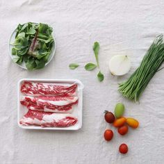 차돌박이샐러드 - 아내의 식탁 Plastic Cutting Board, Kitchen, Recipes, Cooking, Kitchens, Recipies, Ripped Recipes, Cuisine, Cucina