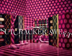 MAC Nutcracker Sweet Holiday 2016 Collection -- Palettes & Kits Nutcracker Sweet, Nutcracker Christmas, Helmut Newton, Mac Make Up, Mac Cosmetics, Mac Mineralize Blush, Mac Shadows, Diwali Lights
