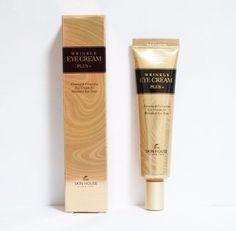 The Skin House Wrinkle Care Eye Cream Plus 30ml Korean Cosmetics #TheSkinHouse