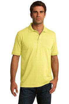 Port & Company Core Blend Jersey Knit Polo. KP55