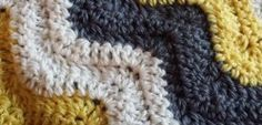 Amazing Pixelated Granny Squares Crochet Blanket - Knit And Crochet Daily