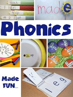 Activities for practicing phonics! Use the index card file with consonants middle all vowels then all consonants.