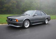 1984 BMW 633csi e24
