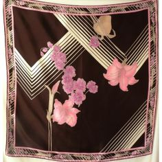 Gianni Versace, How To Wear Scarves, Wearing Scarves, Christian Dior, Leonard Paris, Silk Art, Creative, Inspiration, Fall