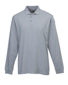 Mens Law Enforcement And Scurity Professionals Uniform Shirt Tri mountain 614 #Enforcement #Scurity #comfort