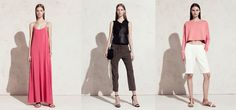 Armani Exchange SS14 Collection #Fashion #Style #SS14 Emperors New Clothes, New Outfits, Women Wear, Runway, Normcore, Collection, Style, Fashion, Cat Walk