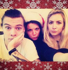 Haz, Anne, and Gem
