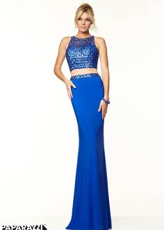 Sorority Royal Full Length Formal Dresses
