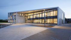 Gallery of Herningsholm Vocational School / C.F. Møller - 6