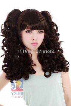 29.89$ (Buy here - https://alitems.com/g/1e8d114494b01f4c715516525dc3e8/?i=5&ulp=https%3A%2F%2Fwww.aliexpress.com%2Fitem%2FfSexy-Girls-Evening-Club-Bar-Party-Wig-2-Wave-Ponytails-Long-with-Wig-Cap-B0320%2F32634411638.html) fSexy Girls Evening Club Bar Party Wig 2 Wave Ponytails Long with Wig Cap (B0320)