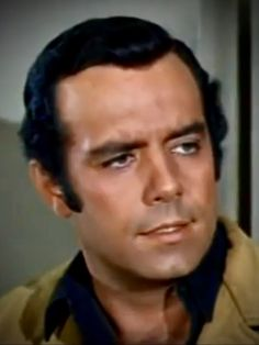 """Adam Cartwright from """"The Pressure Game"""" Bonanza Tv Show, Pernell Roberts, Tv Westerns, Good Looking Men, How To Look Better, Tv Shows, Handsome, Game, Cute Guys"""
