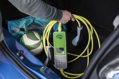 Ein SmartCable mit integriertem mobilem Stromzähler - ein Mobilstromvertrag. One SmartCable with integrated mobile electricity meter - one mobile electricity contract. #eauto #emobilität #emobility #charging #infrastructure #ladepunkt #ladeinfrastruktur #green #sustainability #smart