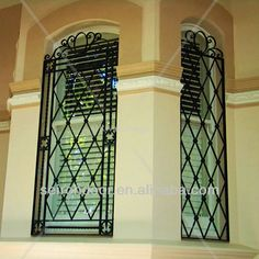 French Decorative House Window Grill Design $180~$680
