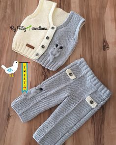 Best 12 Baby romper set crochet pattern Newborn boy romper overalls Outfit beige overall Baby dragon diaper cover Baby home outfit Baby girl Baby Boy Knitting Patterns, Newborn Crochet Patterns, Baby Patterns, Baby Knitting, Free Knitting, Baby Vest, Baby Pants, Baby Cardigan, Baby Baby