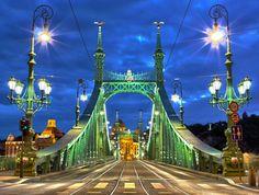 Csodáld meg Te is fővárosunk leglátványosabb elemeit, Budapest hídjait! Budapest, Bridge, Freedom, Fair Grounds, Travel, Liberty, Political Freedom, Viajes, Bro