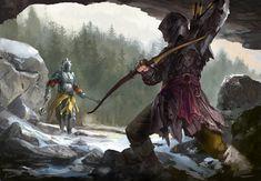 Fantasy Battle, New Fantasy, Medieval Art, Medieval Fantasy, Fantasy Inspiration, Character Inspiration, Fantasy Character Design, Character Art, Viking Art