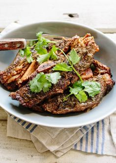 Back when I was working graveyard shifts as a hospital pharmacist, cooking dinner was the absolute last thing I wanted to do when I got home. Fortunately, I learned that I could quickly toss some ingredients into my slow cooker and pass out, confident that I'd wake up when things started smelling good — like these slow-cooked, Asian-spiced ribs.
