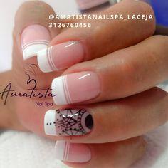 #semipermanente #uñaslindas #uñasdegel #efectoespejo #manicura #manosypies#manicura #amorporelarte #manosbellas #manoslindas #clientafiel… Nail Spa, Amor, Pink Nail, Best Nails, Colorful Nails, Noel